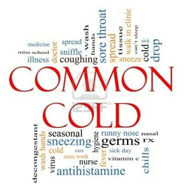 common cold with cold
