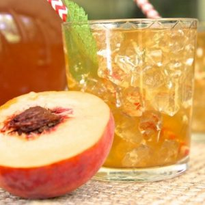 Peach Luma Tea